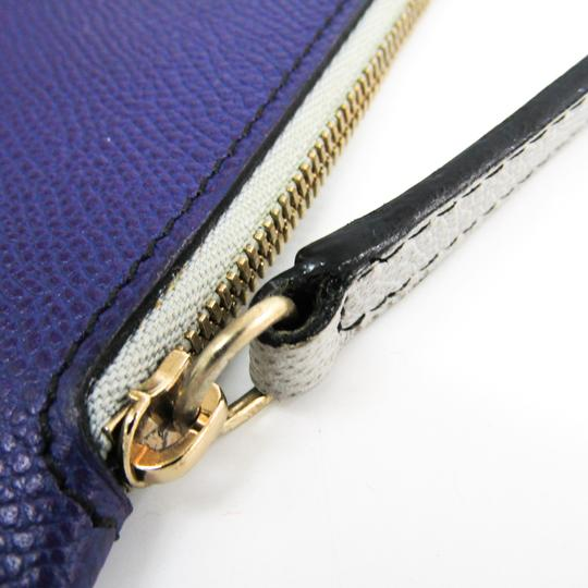 Valextra Multi-color / Purple Clutch Image 6