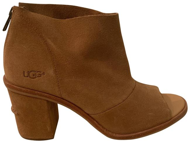 Item - Chestnut Ginger Boots/Booties Size US 9.5 Regular (M, B)