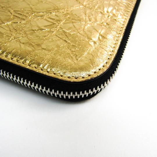 Chanel Gold Clutch Image 6