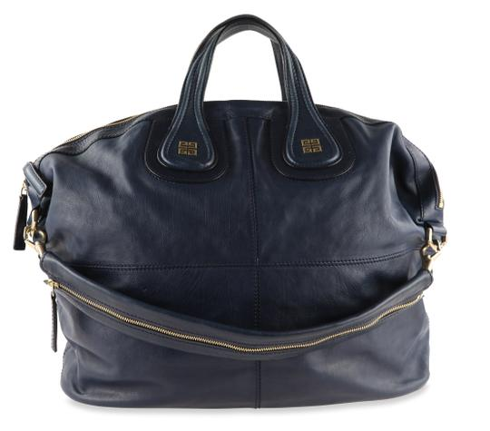 Preload https://img-static.tradesy.com/item/25746795/givenchy-large-nightingale-blue-leather-tote-0-2-540-540.jpg