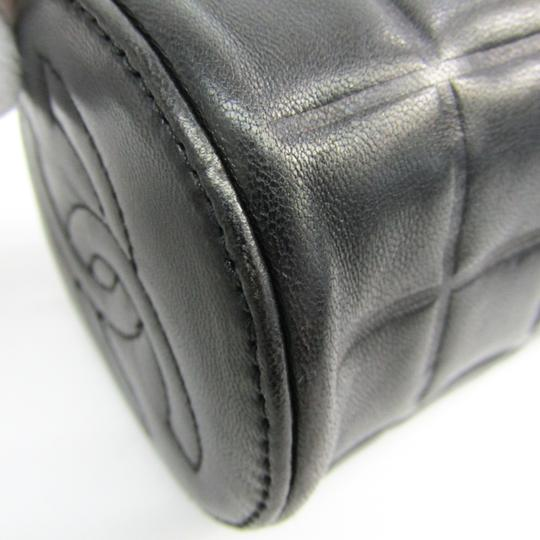 Chanel Black Clutch Image 4