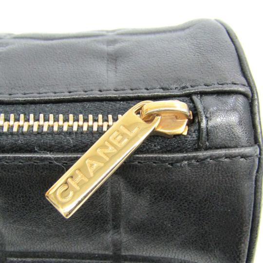 Chanel Black Clutch Image 6