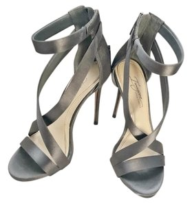 Imagine by Vince Camuto Gray Platforms
