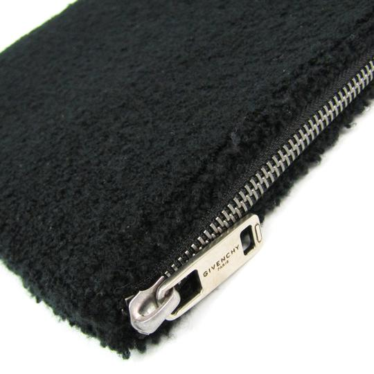 Givenchy Black / White Clutch Image 4