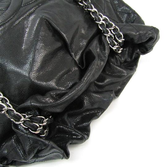 Chanel Shinny Caviar Shoulder Bag Image 6