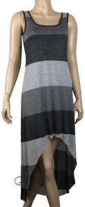 Bailey 44 Hi Lo Sleeveless Dress