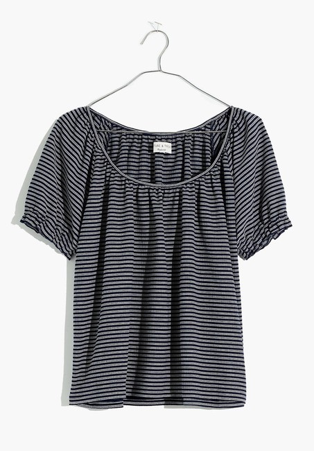 Madewell T Shirt Coral Image 1