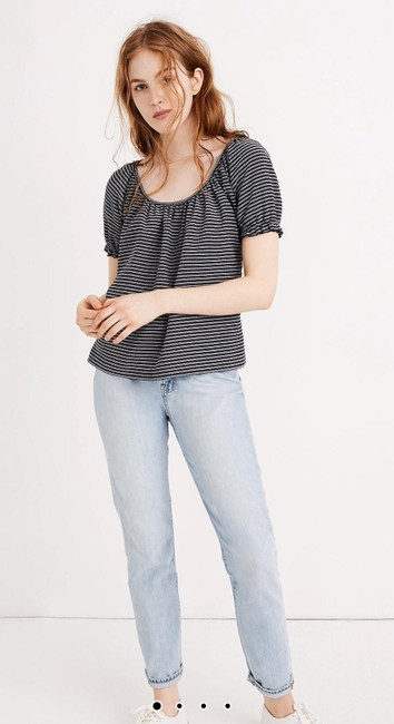 Madewell T Shirt Coral Image 2