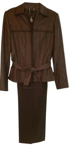 Nipon Boutique Nipon Boutique Brown pants suit