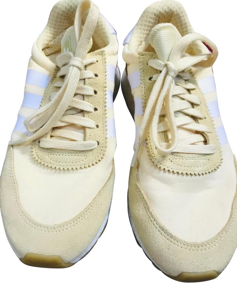 d6f518dcf5 adidas Yellow White Bubblegum I-5923 Women Sneakers Size US 7.5 Regular (M,  B) 42% off retail