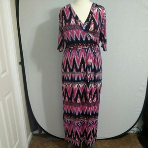 Multicolored Maxi Dress by New Directions