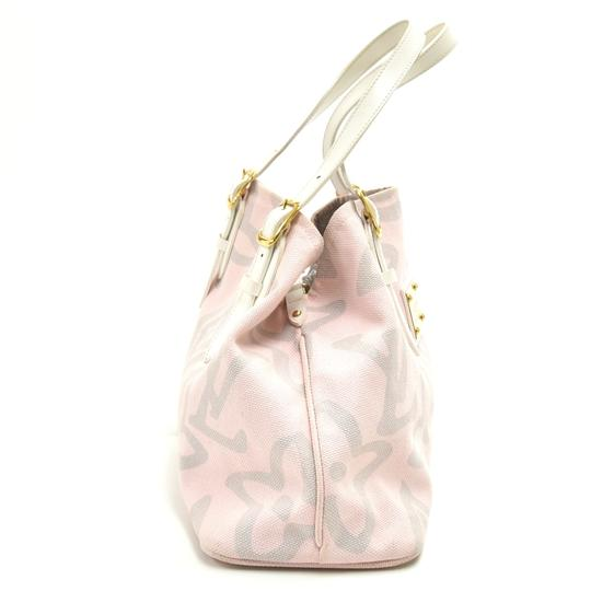 Louis Vuitton Tote in Pink Image 2