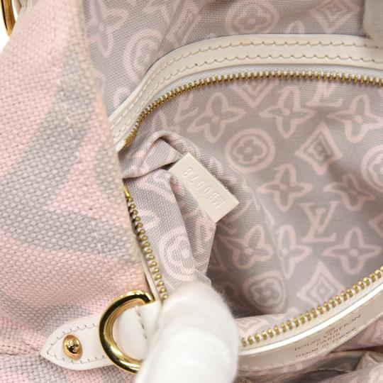 Louis Vuitton Tote in Pink Image 7