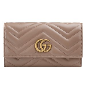 Gucci Marmont 2.0 Leather Continental Wallet