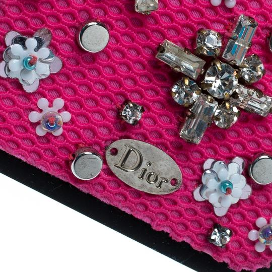 Dior Pink Crystal and Fabric Stardust Embellished IPhone 6 Case Image 6