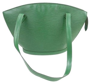 Louis Vuitton Tote in Borneo Green