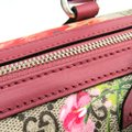 Gucci Satchel in Beige / Pink / Red Image 6