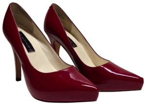d4bddbcf448 Red Steven by Steve Madden Pumps - Up to 90% off at Tradesy