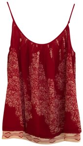 CAbi Top Red/White