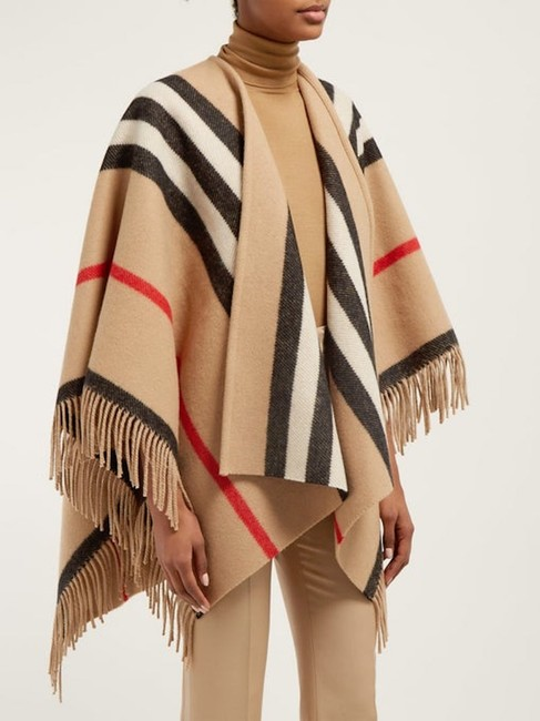 Burberry Winter Jacket Cape Image 1
