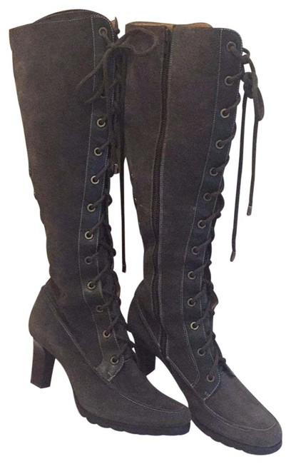 Item - Army Green Boots/Booties Size US 7.5 Regular (M, B)