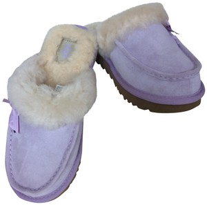UGG Australia Sale New With Tags New In Box Lavender Fog Mules