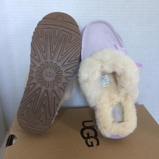 UGG Australia Sale New With Tags New In Box Lavender Fog Mules Image 1