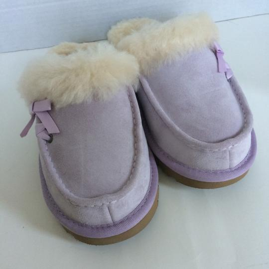 UGG Australia Sale New With Tags New In Box Lavender Fog Mules Image 2