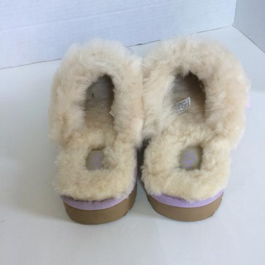 UGG Australia Sale New With Tags New In Box Lavender Fog Mules Image 3