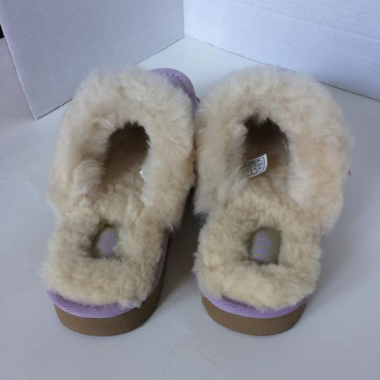 UGG Australia Sale New With Tags New In Box Lavender Fog Mules Image 5