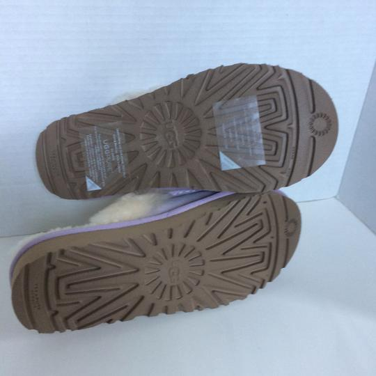 UGG Australia Sale New With Tags New In Box Lavender Fog Mules Image 7