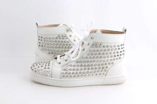 Preload https://img-static.tradesy.com/item/25753898/christian-louboutin-white-louis-spike-shoes-0-0-540-540.jpg