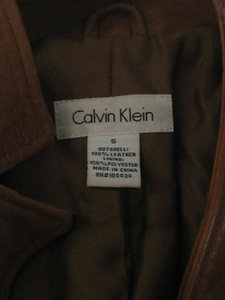 Calvin Klein Leather Jacket