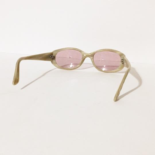 Chanel Chanel 5023 side quilted sunglass frames beige Image 3