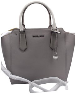 MICHAEL Michael Kors Grey Messenger Bag