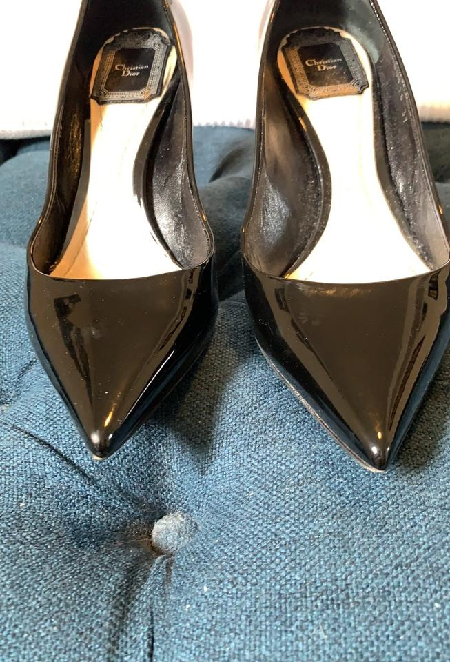ca72e8eeab8 Black Essence Pumps