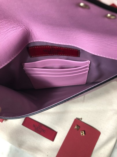 Valentino Wristlet in Lilac Image 10