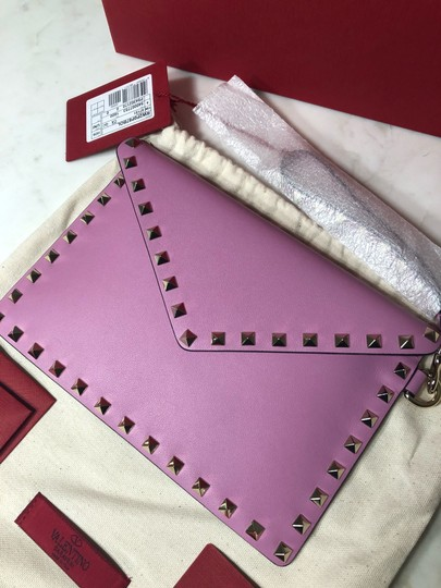 Valentino Wristlet in Lilac Image 5