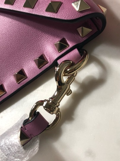 Valentino Wristlet in Lilac Image 8