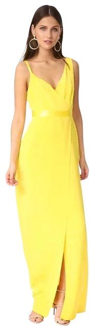 Item - Yellow Daffodil Long Formal Dress Size 6 (S)