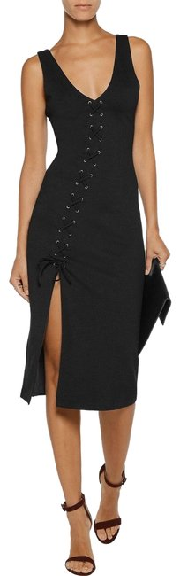 Preload https://img-static.tradesy.com/item/25758047/walter-by-walter-baker-black-rose-lace-up-crepe-mid-length-night-out-dress-size-4-s-0-3-650-650.jpg