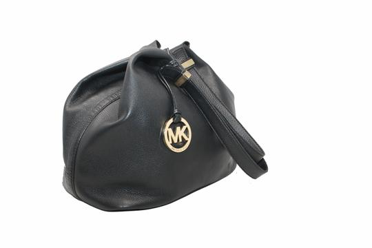 Michael Kors Colgate Leather Handbag Hobo Bag Image 1