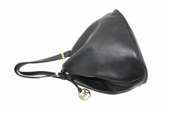 Michael Kors Colgate Leather Handbag Hobo Bag Image 6