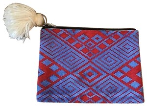 Madewell MADEWELL X MESO GOODS SMALL BEADED POUCH. COLOR: MULTI. ITEM # G3571.