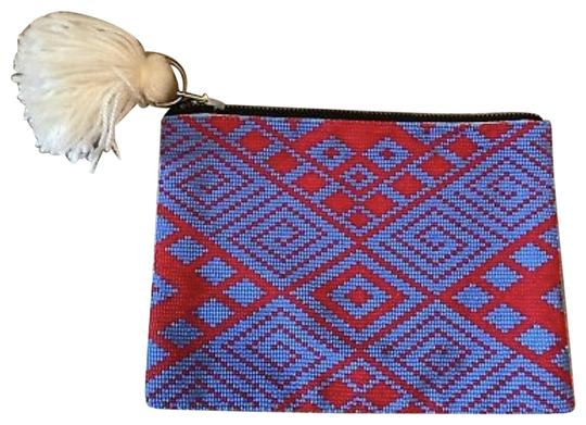 Preload https://img-static.tradesy.com/item/25758420/madewell-multicolor-meso-goods-small-beaded-pouch-color-item-g3571-cosmetic-bag-0-1-540-540.jpg