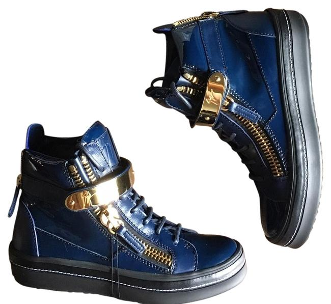 """Item - Navy Blue """"Ace Tr Donna"""" Sneakers Size EU 35 (Approx. US 5) Regular (M, B)"""