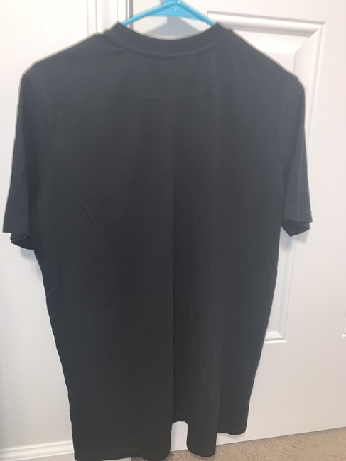 Givenchy Bambi Jersey Stencil T Shirt Black Image 4