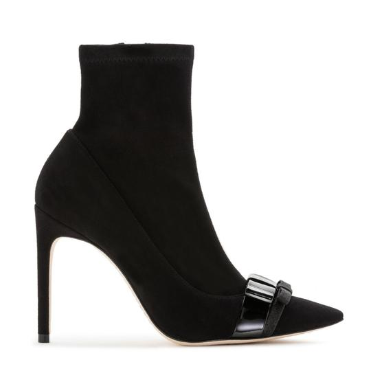 Sophia Webster Suede Fall Luxury Black Boots Image 1
