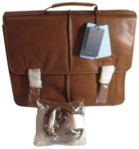 Hidesign Leather Briefcase Onm19 Laptop Bag