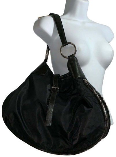 Preload https://img-static.tradesy.com/item/25759809/prada-w-calfskin-leather-wsaddle-leather-strap-hobo-bag-0-1-540-540.jpg